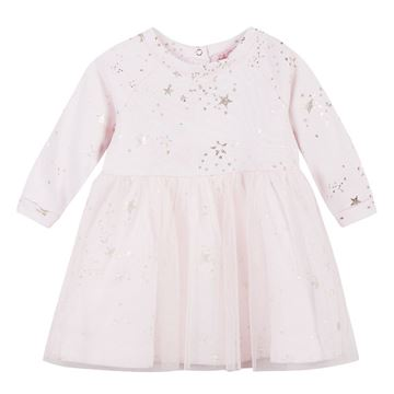 Picture of Lili Gaufrette Pink Star Dress