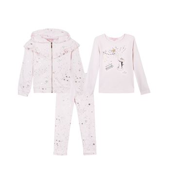 Picture of Lili Gaufrette Pink Star Tracksuit