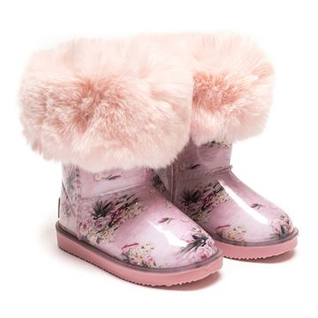 Picture of Monnalisa Pink Boots