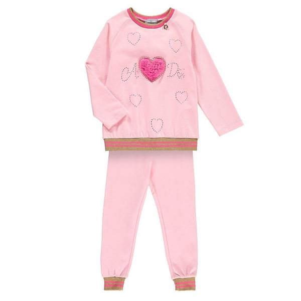 Picture of Ariana Dee Pink Tracksuit