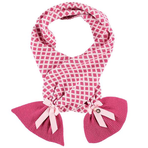 Picture of Ariana Dee Pink Scarf