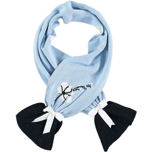 Picture of Ariana Dee Blue Scarf