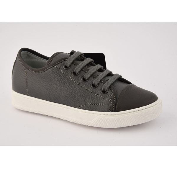 Picture of Lanvin Grey Trainers