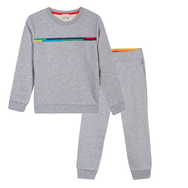 Picture of Paul Smith Grey Tracksuit
