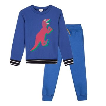Picture of Paul Smith Blue Dinosaur Tracksuit