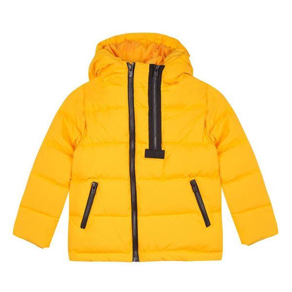 Picture of Kenzo Boys Yellow Coat