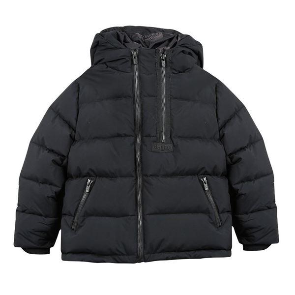 Picture of Kenzo Boys Black Coat