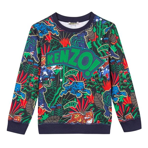Picture of Kenzo Boys Jungle Jumper