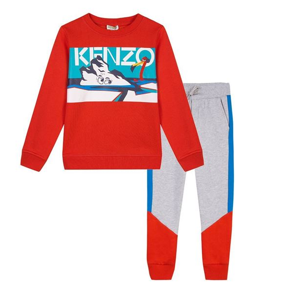 Picture of Kenzo Boys Multi Tracksuit