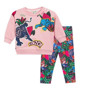 Picture of Kenzo Baby 2 Piece Jungle Set