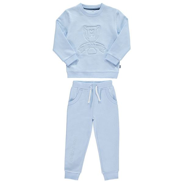 Picture of Mitch & Son 'Champion' Pale Blue Tracksuit