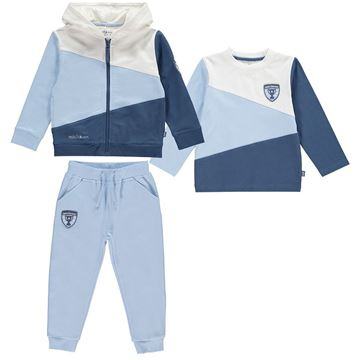 Picture of Mitch & Son Blue 3 Piece Set