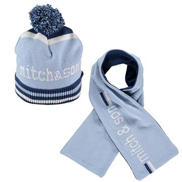 Picture of Mitch & Son Hat & Scarf Set