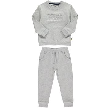 Picture of Mitch & Son 'North Sea' Grey Tracksuit