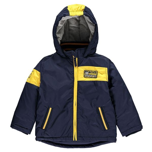 Picture of MItch & Son 'North Sea' Navy Coat