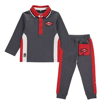 Picture of Mitch & Son 'Football Star' Grey 2 Piece Set