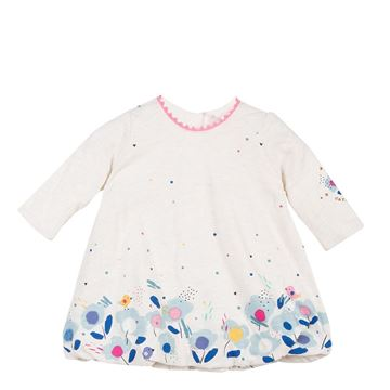 Picture of Catimini Baby Girl Cream Dress