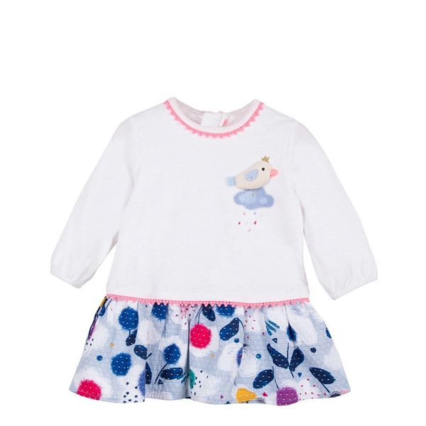 Picture of Catimini Baby Girl Printed Dress