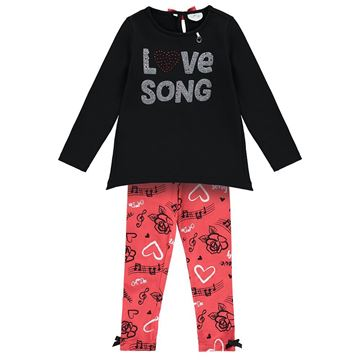 Picture of Ariana Dee Love Song Leggings Set