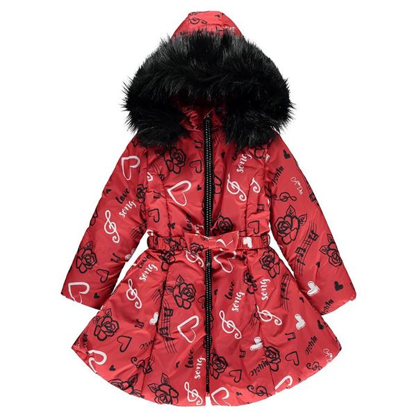 Picture of Ariana Dee Love Songs Red Coat