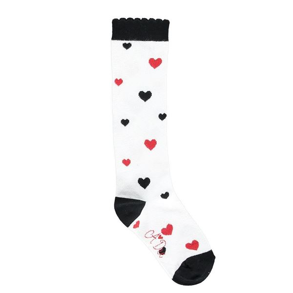 Picture of Ariana Dee Love Songs White Socks