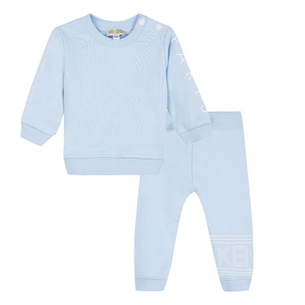 Picture of Kenzo Baby Blue Tracksuit