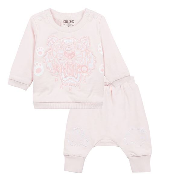 Picture of Kenzo Baby Pink Tracksuit