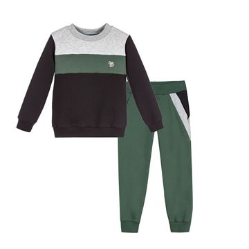 Picture of Paul Smith Green & Black Tracksuit