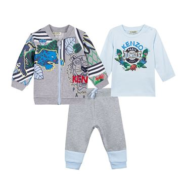 Picture of Kenzo Baby Boys 3 Piece Set