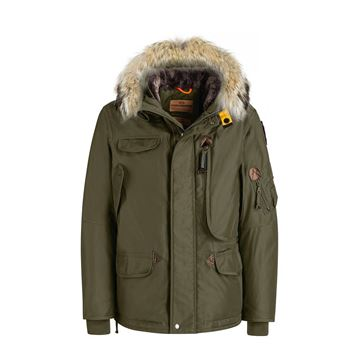 Picture of Parajumpers Right Hand Boy Khaki