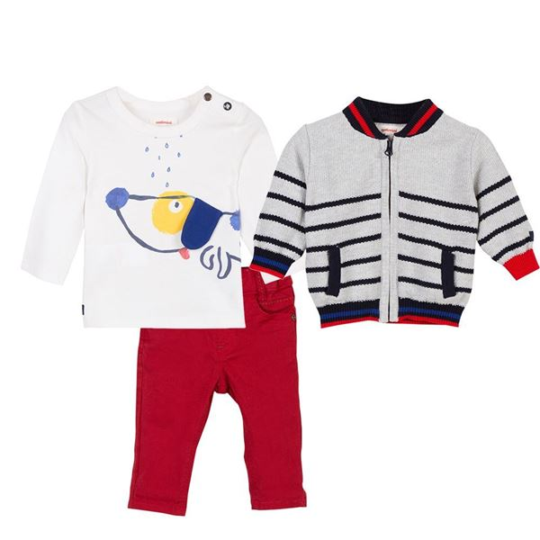 Picture of Catimini Boys 3 Piece Set