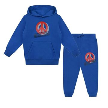 Picture of Moschino Boys Blue Tracksuit