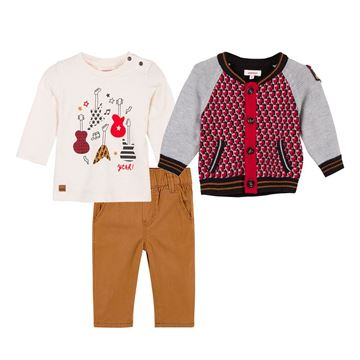 Picture of Catmini Boys 3 Piece Set