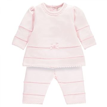 Picture of Emile Et Rose Baby Pink Tracksuit