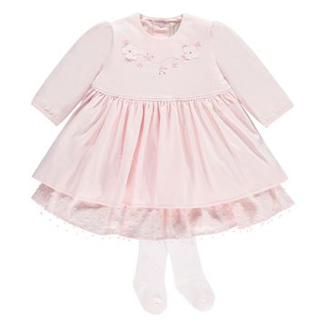 Picture of Emile Et Rose Baby Pink Dress