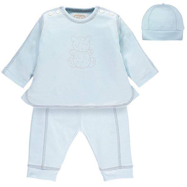 4813d14c2e89 Emile Et Rose Baby Blue Tracksuit. Melanie Louise