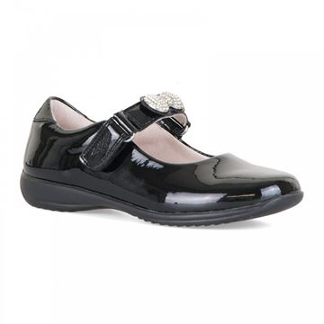 Picture of Lelli Kelly 'Mandy' School Shoes