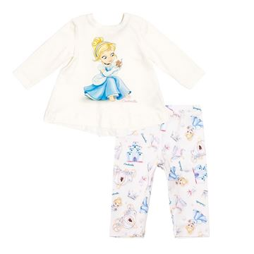Picture of Monnalisa Baby 'Cinderella' Top & Leggings