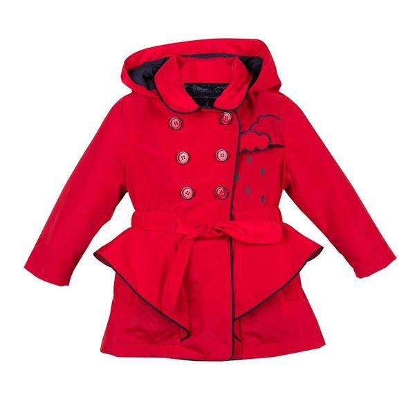 Picture of Catimini Girls Red Coat