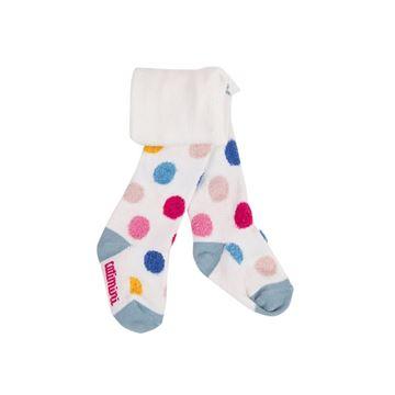 Picture of Catimini Baby Cream Spotty Tights