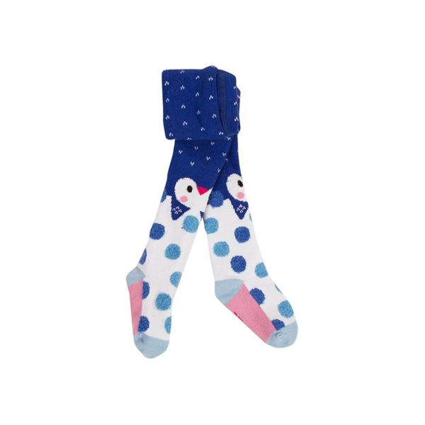Picture of Catimini Baby Blue Spotty Tights