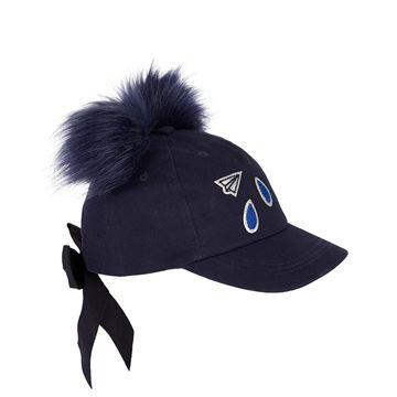 Picture of Catimini Girls Navy Cap