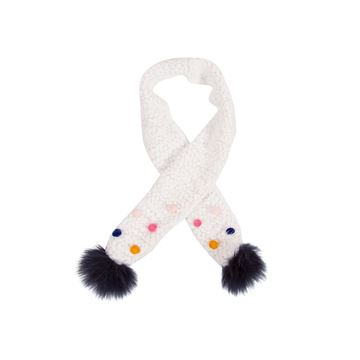Picture of Catimini Baby Cream Scarf
