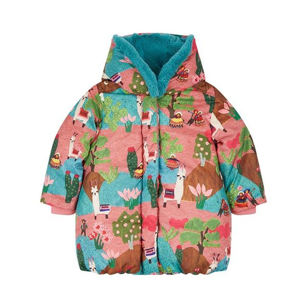 Picture of Oilily Girls 'Crumb' Coat