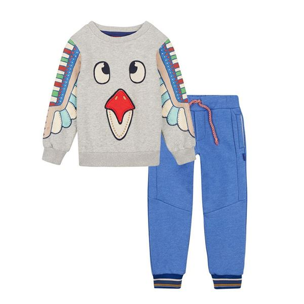 Picture of Oilily Boys Blue Tracksuit
