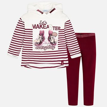 Picture of Mayoral Girls Leggings Set