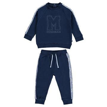 Picture of Mitch & Son Navy Tracksuit