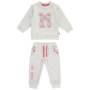 Picture of Mitch & Son Grey Tracksuit