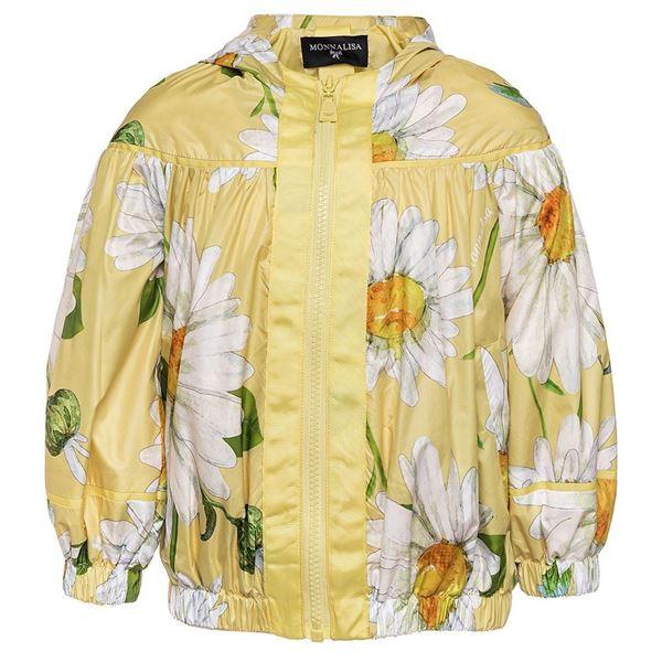 Picture of Monnalisa Yellow Daisy Jacket