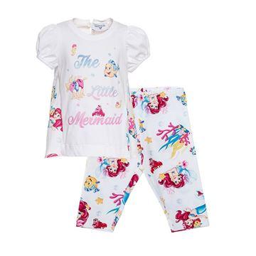 Picture of Monnalisa Baby 'Ariel' Print Leggings Set